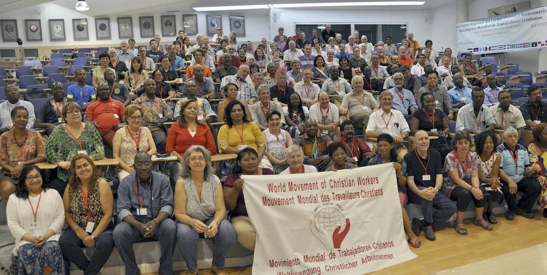 Declaração do Encontro Mundial de Trabalhadores Cristãos