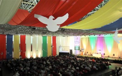Mais de 700 participantes deram corpo a um grande Encontro pela Paz