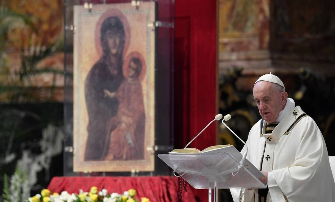 Carta do Papa Francisco aos Irmãos e Irmãs dos Movimentos e Organizações populares