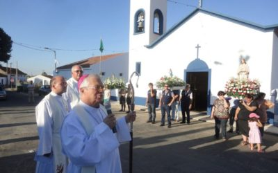 Igreja: D. António Vitalino celebra 50 anos de sacerdócio (c/vídeo)