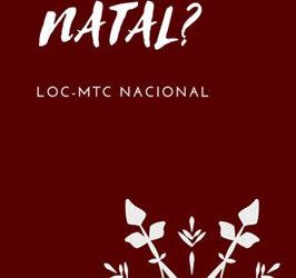 Mensagem de Natal da LOC/MTC